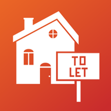 Image of house with 'to let' sign outside