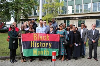 Lewisham Council Were Celebrating Black History Month