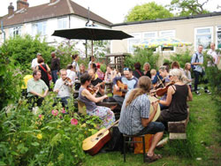 Devonshire Road Nature Reserve - Open Day 2012