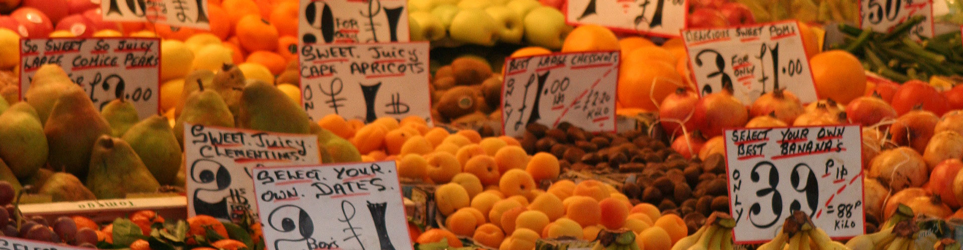 Lewisham Council Markets